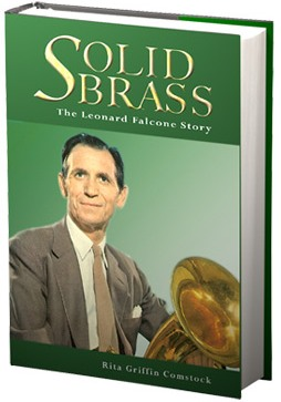 Solid Brass Book image